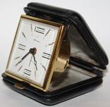 """Дорожные часы-будильник """"Blessing"""" (Зап.Германия), фото №3"""