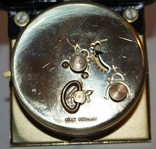"""Дорожные часы-будильник """"Blessing"""" (Зап.Германия), фото №10"""