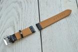 Ремешок для часов кожзам №5 ушки22мм, фото №3
