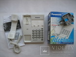 Телефон Panasonic KX-TS2361RUW, фото №3