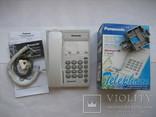 Телефон Panasonic KX-TS2361RUW, фото №4