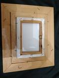 Картина  холст масло подпись, фото №3