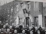 Групповое фото офицеров с перечнем фамилий на обороте, фото №6