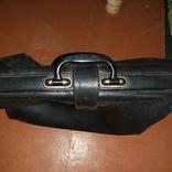 Чемодан - кейс, саквояж ссср , бирка, фото №4