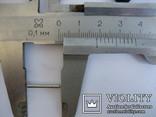 Ушки съемные для корпусов наручных часов 18мм. ГОСТ 13649-79 (100 шт.), фото №3