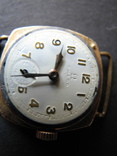 Часы   OMEGA   Швейцария   золото  585пр., фото №5