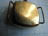 Часы   OMEGA   Швейцария   золото  585пр., фото №7