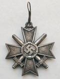 Германия. Третий Рейх. Крест Военных Заслуг (копия), фото №2