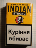 Сигареты INDIAN STRONG
