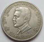 Германия. Третий рейх. Истребитель. 10 марок 1942 г. Копия, фото №3