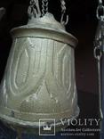 Керосиновая люстра Австро -Венгрия. №3.Сецесия., фото №6