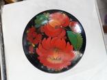 Шкатулка для рукоделия ( ручная роспись), фото №2