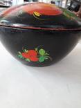 Шкатулка для рукоделия ( ручная роспись), фото №6