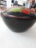 Шкатулка для рукоделия ( ручная роспись), фото №11