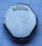 GRUEN swiss , позолота , бриллианты, фото №13