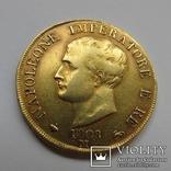 40 лир 1808 г. Наполеон I, фото №5