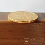 1 фунт (соверен) 1905 г. Британская империя., фото №10