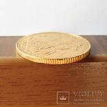 1 фунт (соверен) 1905 г. Британская империя., фото №11