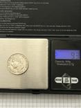 2 Песеты 1884р(Испания) серебро 835 пробы(110), фото №5