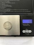 2 Pesetas 1870р(Испания) серебро 835 проба(112), фото №5