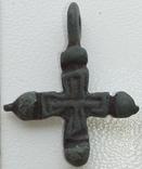 Крестик КР