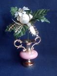 Декоративная вазочка - кувшин, фото №8