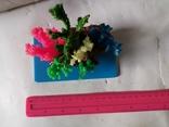 В аквариум корал украшение искуственный, фото №5