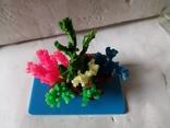 В аквариум корал украшение искуственный, фото №6