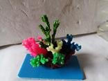 В аквариум корал украшение искуственный, фото №7