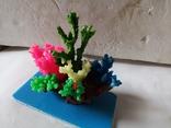 В аквариум корал украшение искуственный, фото №12