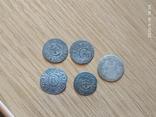 Старые серебряные солиды, фото №5