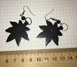 Гематит браслет и серьги (2 пары), фото №5