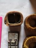Трансформаторы медные медь обмотка радио детали уборка гаража, фото №5