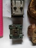 Трансформаторы медные медь обмотка радио детали уборка гаража, фото №7