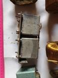 Трансформаторы медные медь обмотка радио детали уборка гаража, фото №10