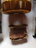 Трансформаторы медные медь обмотка радио детали уборка гаража, фото №12