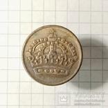 Швеция 50 эре 1953г серебро, фото №3