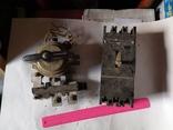 Выключатели СССР автоматы для станка уборка гаража, фото №2
