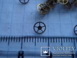 Колесико к часовому механизму 24 шт., фото №4