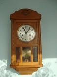 Часы настенные Hamburg American Company (с боем), фото №2