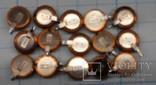 280 Ионисторы 0,33Фх5,5В 15шт, фото №2