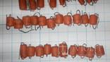 275 Конденсаторы К73-11 с нормированным ТКЕ 78шт, фото №5