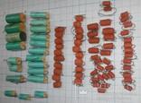 275 Конденсаторы К73-11 с нормированным ТКЕ 78шт, фото №7