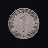 1 Пфенниг 1938 А, Третий Рейх, фото №2