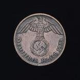 1 Пфенниг 1938 А, Третий Рейх, фото №3
