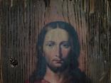 """Икона  """"Иисус"""" 19Х12,5Х2 см, фото №6"""