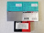 Аудиокассеты Sony, TDK, AKAI, Bigston, фото №3