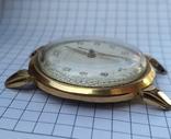 """Часы """"Poljot"""", 16 камней, золото 20м, фото №4"""