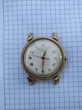 """Часы """"Poljot"""", 16 камней, золото 20м, фото №2"""