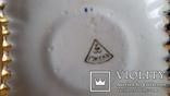 Самовар сувенірний, цукерничка, Гжель, Н26 см, фото №10